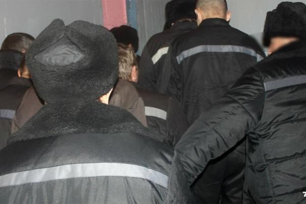 Видеозапись нашли сотрудникиотдела собственной безопасности УФСИН