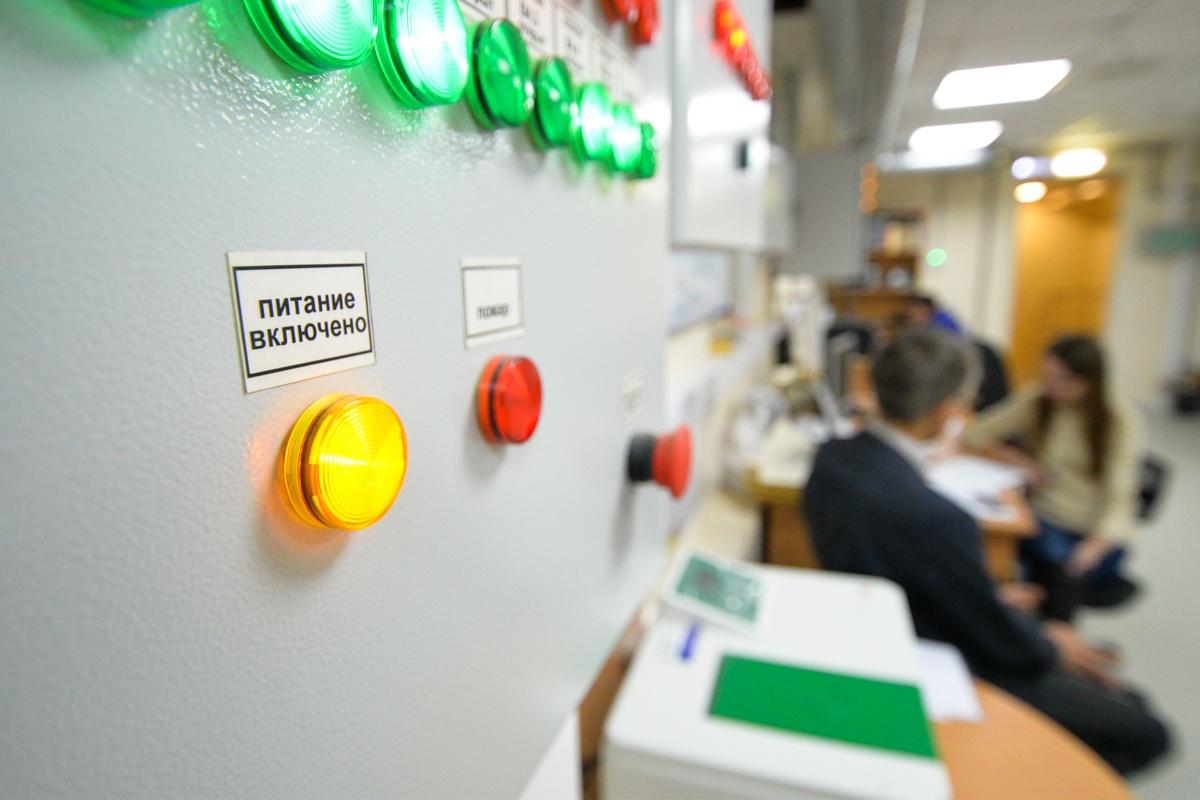 На этих лампочках отражается вся работа приборов