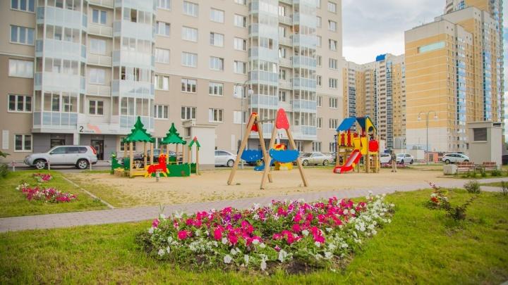 """Потолки как в """"сталинке"""": """"Университетский"""" выставил на продажу квартиры с трёхметровыми потолками"""