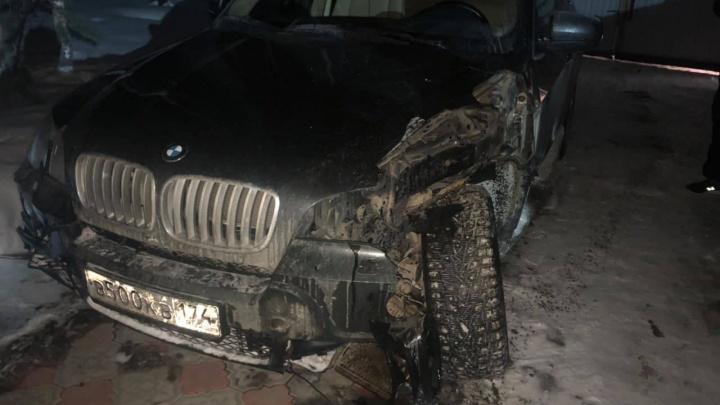 «Полиция не приехала»: челябинцы задержали пьяного водителя, который учинил ДТП и обесточил коттеджи