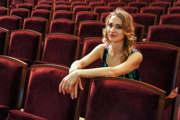 Артистка оперного театра и преподаватель СГУПС Юлия Бердышева выпустила комикс про жирного кота Митяна
