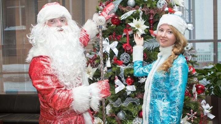 Ёлочка, гори: в мэрии Новосибирска опровергли запрет на Дедов Морозов в детсадах