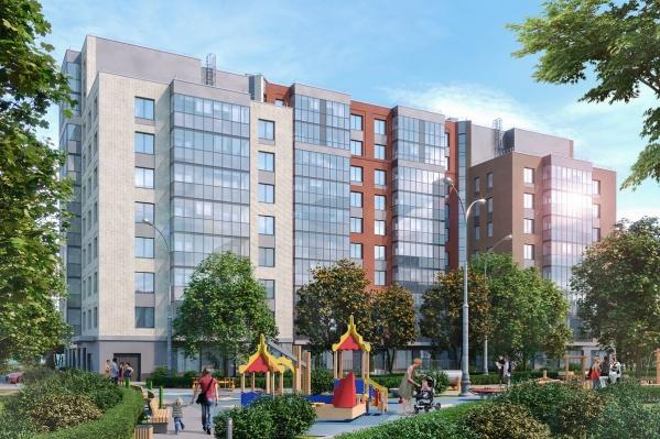 Завершение строительства ЖК «Искра Park» запланировано на четвертый квартал 2021 года