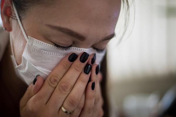 Спасатели рекомендуют носить медицинские маски