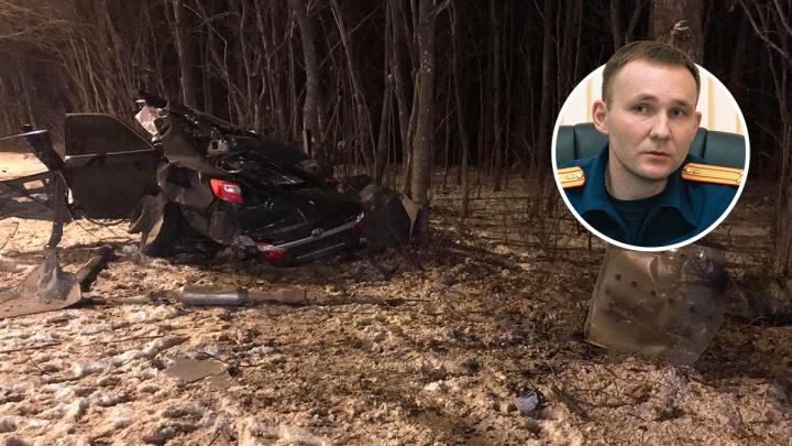 «Служил в ГАИ»: подозреваемого в смертельном ДТП с «Камри» на Волжском считают членом ОПГ