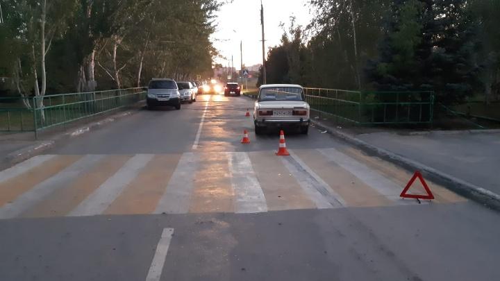«Они внезапно выбежали перед машиной»: появилось видео ДТП со школьниками в Волжском