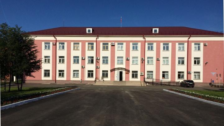 В городе эвакуировали Октябрьский суд