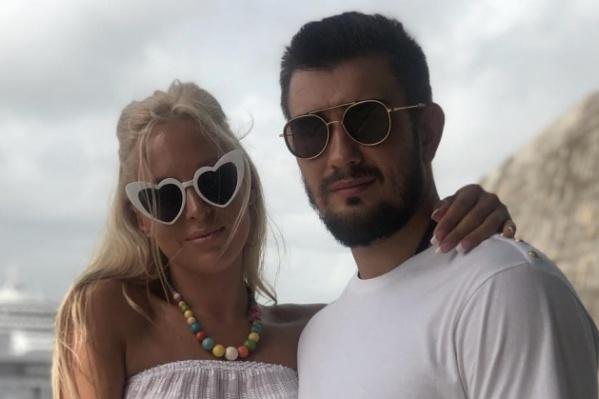 Жена Вячеслава Войнова Марта простила мужа за домашнее насилие, и они продолжают жить вместе