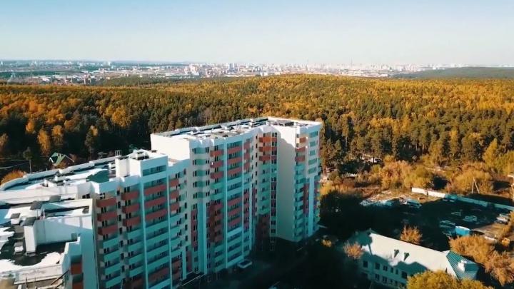 Вместо вторички - дома с видом на лес: в Екатеринбурге появились экокомплексы с ценами от 1,9 млн рублей