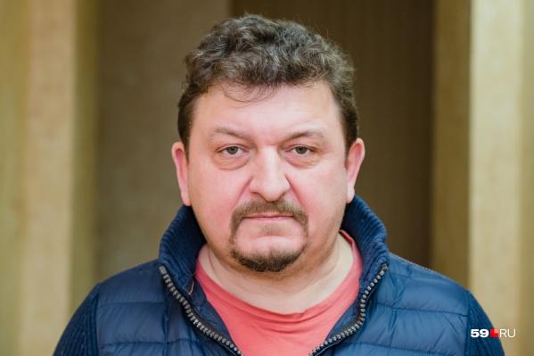 Юрий Пирожков занимается ресторанным бизнесом не один десяток лет