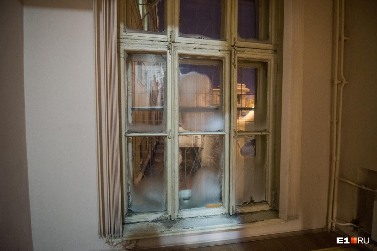 ...и окна
