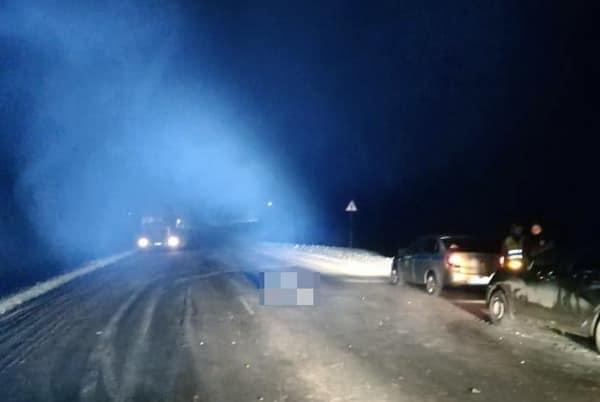 В Башкирии житель Пермского края на МАЗе сбил пешехода