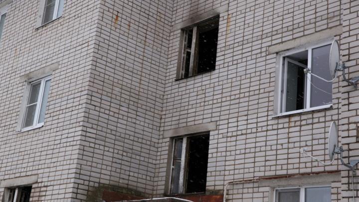 «Мать ушла и заперла дверь»: стали известны подробности страшного пожара, где сгорели трое малышей