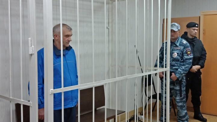 Главного судебного пристава Омской области отправили в СИЗО на два месяца