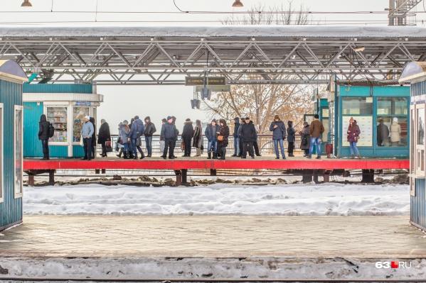30 ноября пассажирам электричек транспортные карты не понадобятся