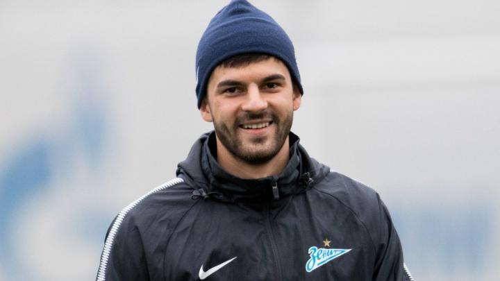 «Уфа» арендовала защитника «Зенита»