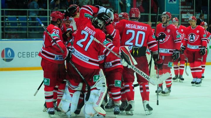 Тринадцатая победа подряд: «Автомобилист» обыграл «Адмирал» во Владивостоке