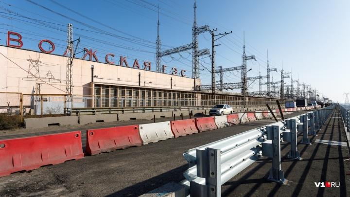Волжская ГЭС застынет в пробке 15 февраля