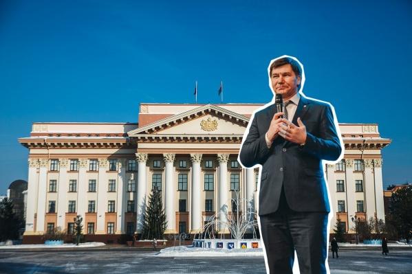 Юрий Алтынов покинул свой пост 4 ноября, он написал рапорт об отставке