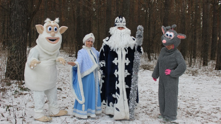 Дом культуры «Водник» решил удивить Тюмень: смотрим на сценарии новогодних утренников