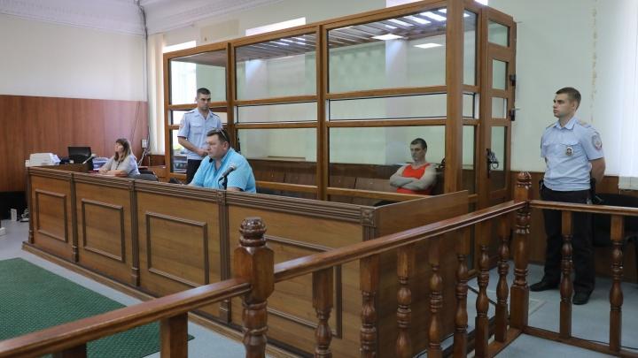 «Только о заказе убийства и разговаривали»: в Волгограде ждут последнего слова Александра Геберта