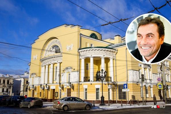 Художественный руководитель театра имени Волкова Евгений Марчелли рассказал, как идёт процесс объединения с Александринкой