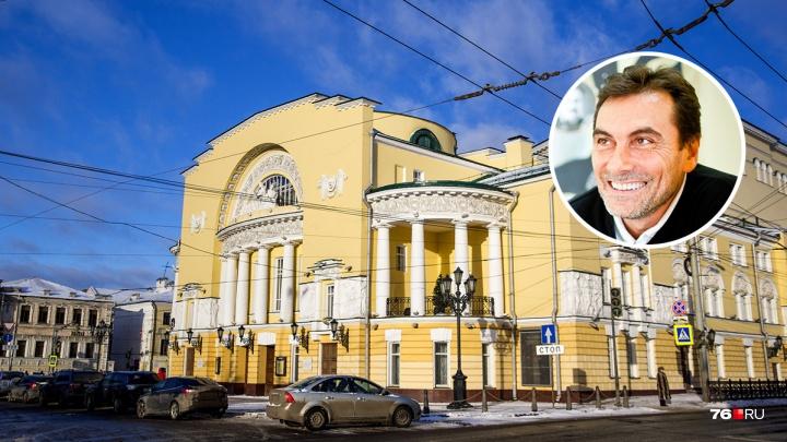 «Не отберут память и звание первого»: худрук Волковского рассказал, как проходит объединение театров