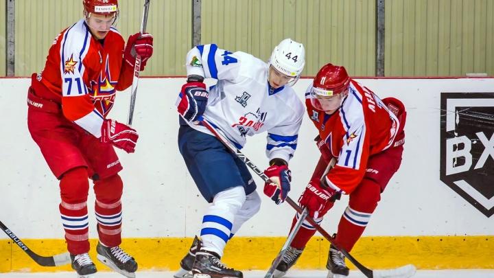 «У соперника было больше желания победить»: хоккеисты «Зауралья» в Ижевске уступили хозяевам льда