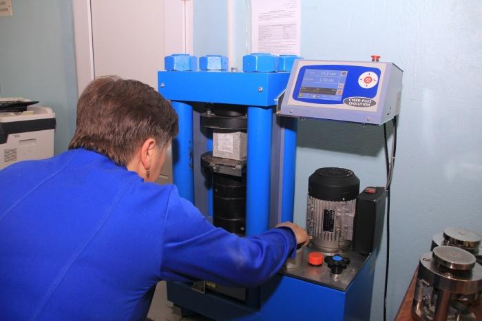 Продукцию завода ЖБИ теперь проверяют в три этапа