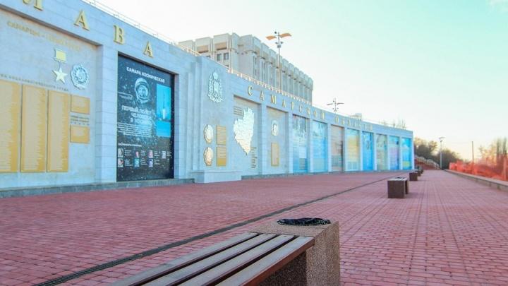 Больше информации: в Самаре на «стене плача» на площади Славы планируют разместить медиаэкраны