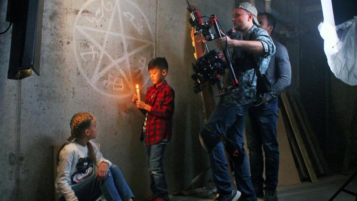 Новосибирская кинокомпания сняла мистический триллер с эффектными драками
