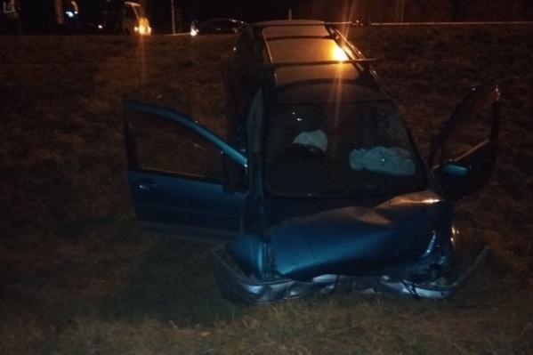 В ДТП погиб водитель «Ниссана»