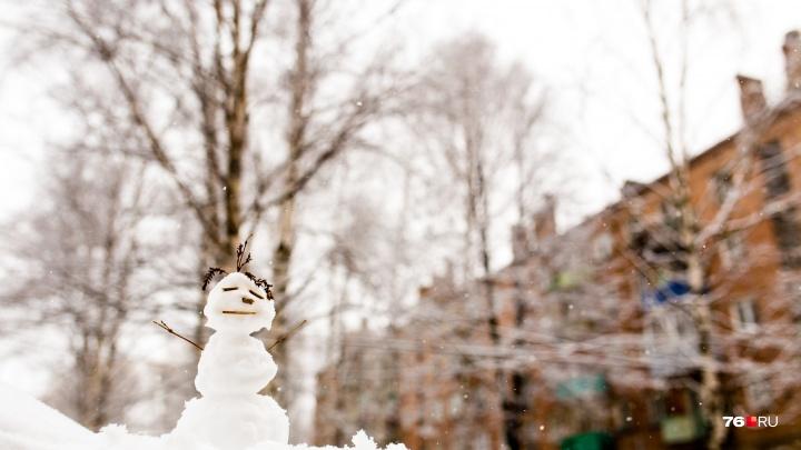 Ярославль зальёт дождями. О каких погодных рекордах сообщают синоптики
