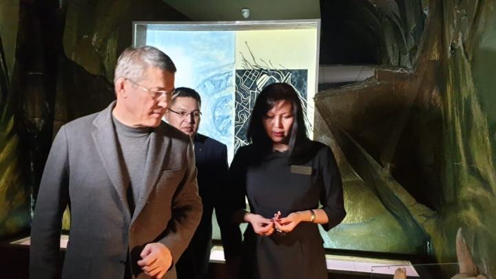 В Башкирии из-за протекающей крыши могут пострадать 12 тысяч экспонатов музея