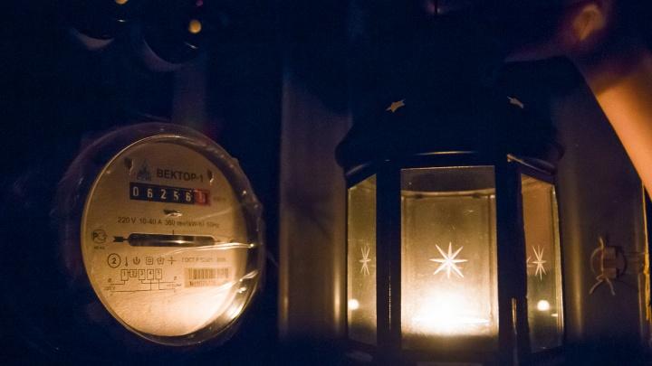 Александровка и еще несколько районов Ростова останутся без света на следующей неделе