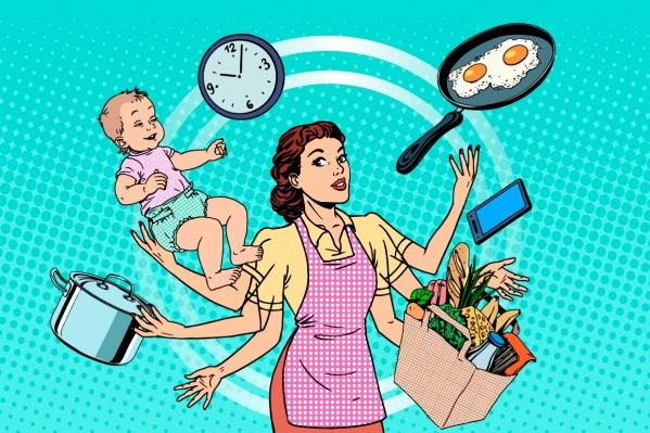 Современная женщина хочет сначала построить карьеру и купить квартиру и только потом думает о детях