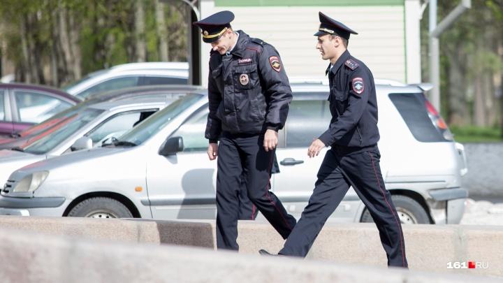 В центре Ростова неизвестные устроили стрельбу