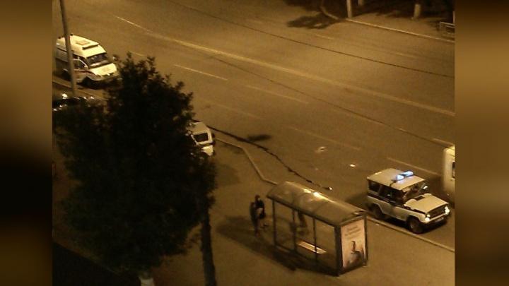 «Подозрение на бомбу»: в Уфе рядом с торговым центром нашли подозрительный пакет