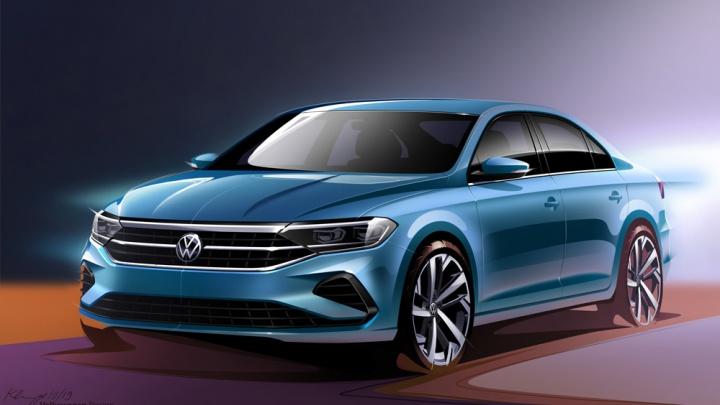 VW показал россиянам новый Polo. Он станет лифтбэком