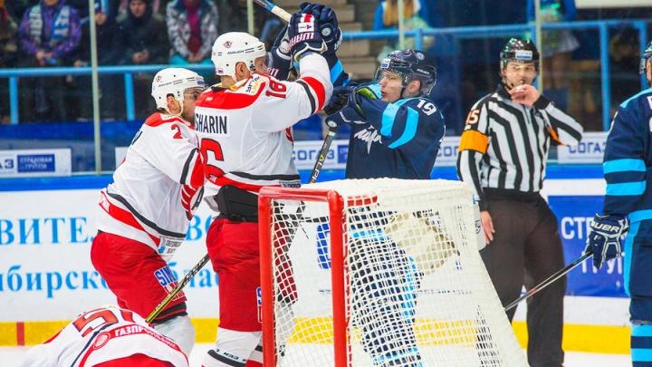 «Сибирь» назвала первого домашнего соперника в новом сезоне