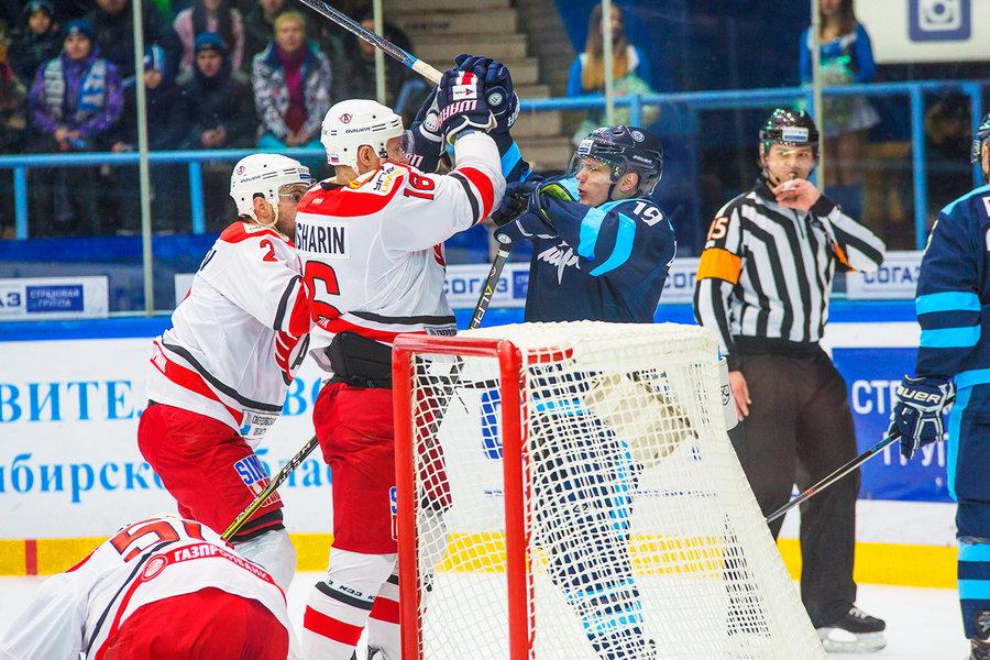 «Сибирь» объявила имя своего первого конкурента вдомашнем матче сезона