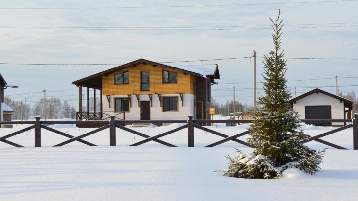 Новогодняя распродажа: в декабре можно купить земельные участки со скидкой до 150 тысяч рублей