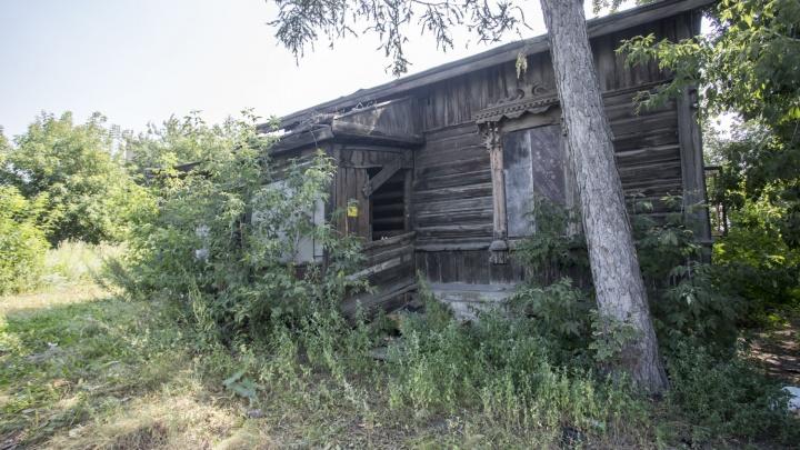 Мэрия решила потратить 5 миллионов на руины исторического дома