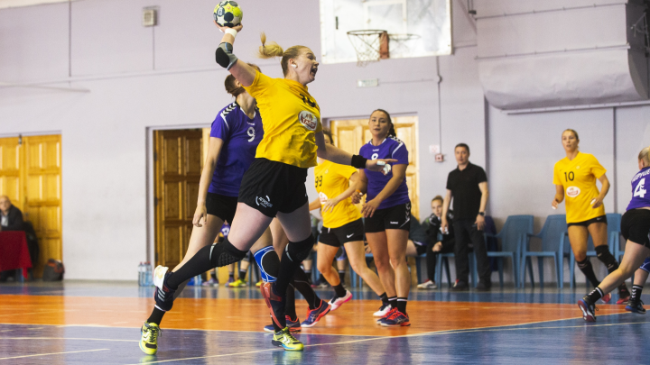 ГК «Ростов-Дон» сыграл против «Университета»