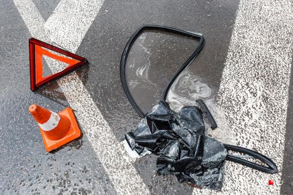 Смертельная авария случилась на переходе без светофора