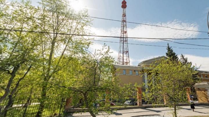 Екатеринбуржцам на несколько дней отключат телевидение и радио