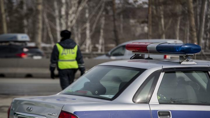 В Новосибирской области пьяный водитель сбил женщину и скрылся с места ДТП