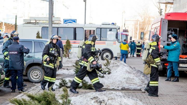 «Эвакуировали людей и перекрыли доступ»: стало известно, что произошло в ярославском Доме культуры