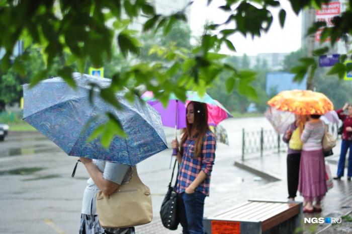 Неустойчивая погода с грозами принесет похолодание в Кемеровскую область