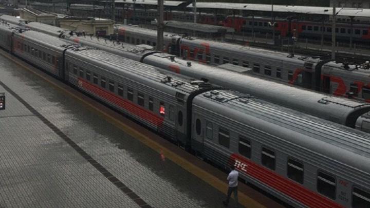 В Волгограде эвакуировали железнодорожный вокзал Волгоград-1